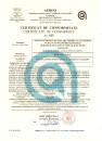 Certificat de conformitate sistem termoizolant Duraziv